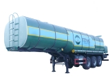 Heat Preservation Oil Trailer